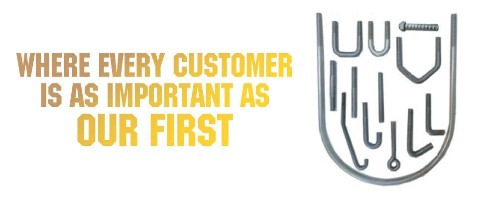 where every customer is as important as our first